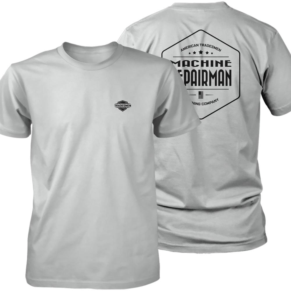 Machine Repairman shirt in black